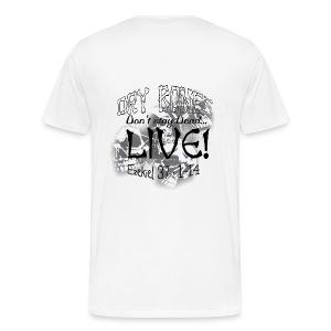 Valley of dry Bones TEE - Men's Premium T-Shirt