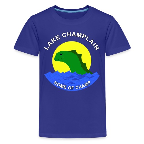 Lake Champlain - Kids' Premium T-Shirt