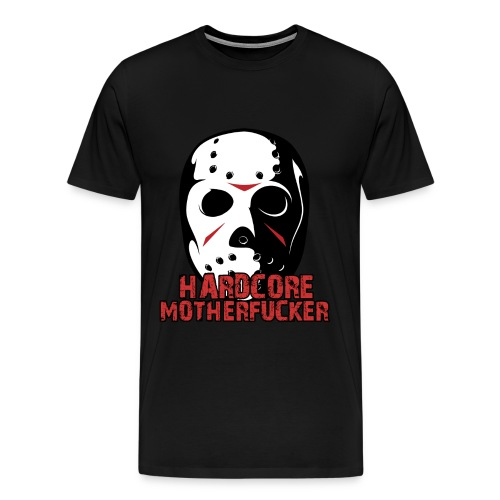 Hardcore MF - Men's Premium T-Shirt
