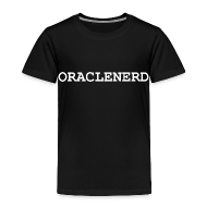 Baby & Toddler Shirts ~ Toddler Premium T-Shirt ~ ORACLENERD Classic (Toddler)