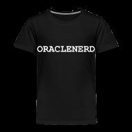 Baby & Toddler Shirts ~ Toddler Premium T-Shirt ~ ORACLENERD Classic (Toddler)
