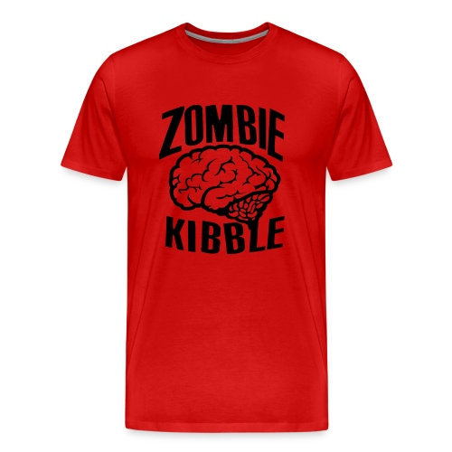 Zombie Food - Men's Premium T-Shirt