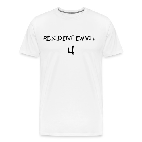Resident Evil For Kids Shirt - Men's Premium T-Shirt