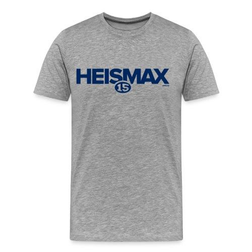 Heismax (Grey) Men - Men's Premium T-Shirt