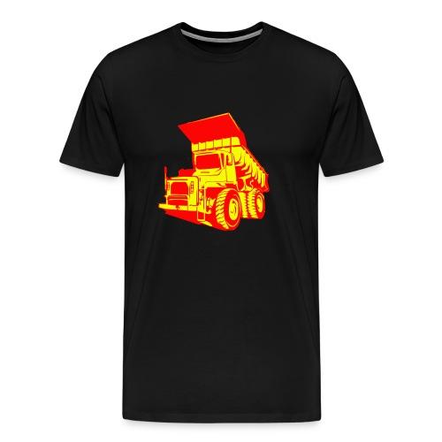 Built 2 Last - Men's Premium T-Shirt