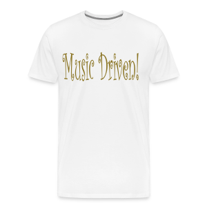 Music Driven - Men's Premium T-Shirt