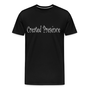 Created Presence - Men's Premium T-Shirt