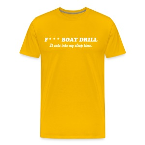 Boat Drill - Men's Premium T-Shirt