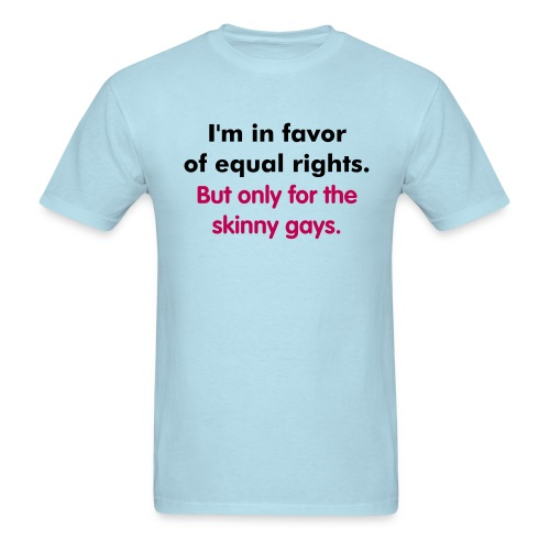 Equal rights - Men's T-Shirt