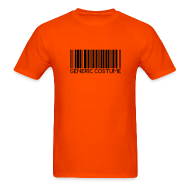 T-Shirts ~ Men's T-Shirt ~ Generic Costume