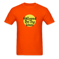 T-Shirts ~ Men's T-Shirt ~ Hallowed Be Thy Ween