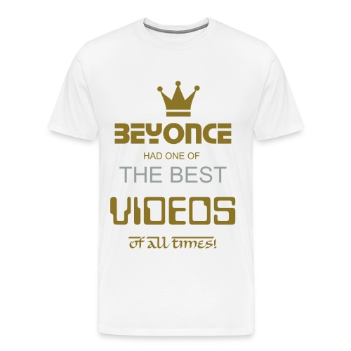 Best Videos of all Time! - Men's Premium T-Shirt