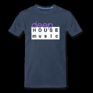 T-Shirts ~ Men's Premium T-Shirt ~ Deep House Music