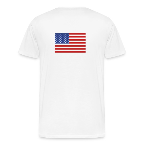 Put God Back in the USA - Men's Premium T-Shirt
