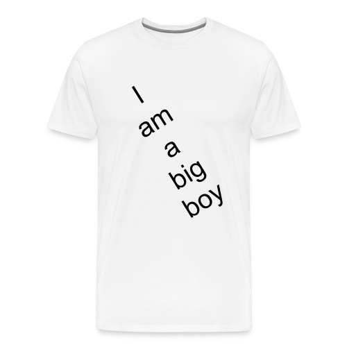 Big boy - Men's Premium T-Shirt