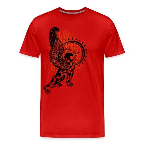 Griffin - Men's Premium T-Shirt
