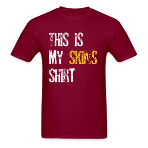 This is my Skins Cooley - Men's T-Shirt
