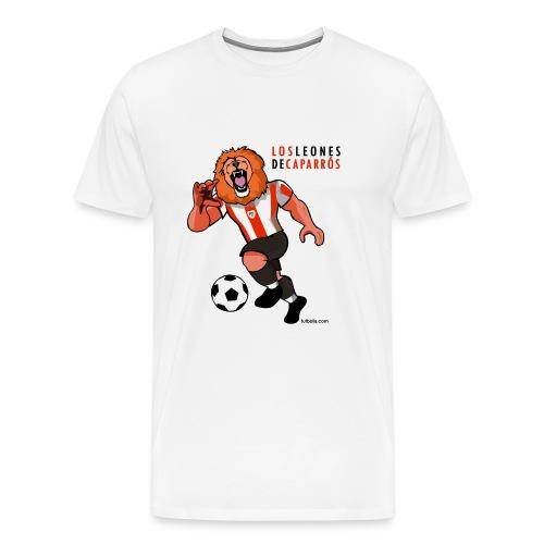Los Leones de Caparrós - Men's Premium T-Shirt