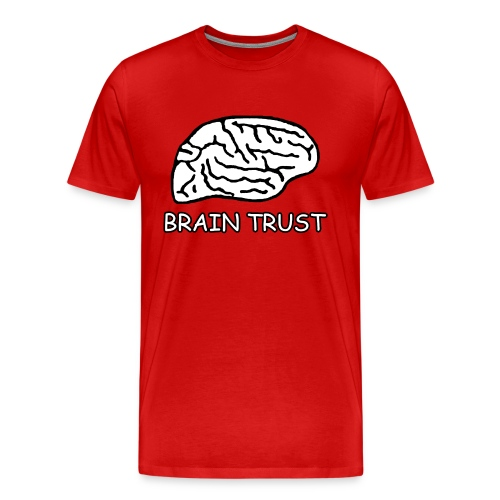 Brain Trust Shirt - Men's Premium T-Shirt