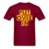 T-Shirts ~ Men's T-Shirt ~ Put Ovie In