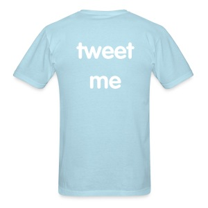 Tweet me - Men's T-Shirt