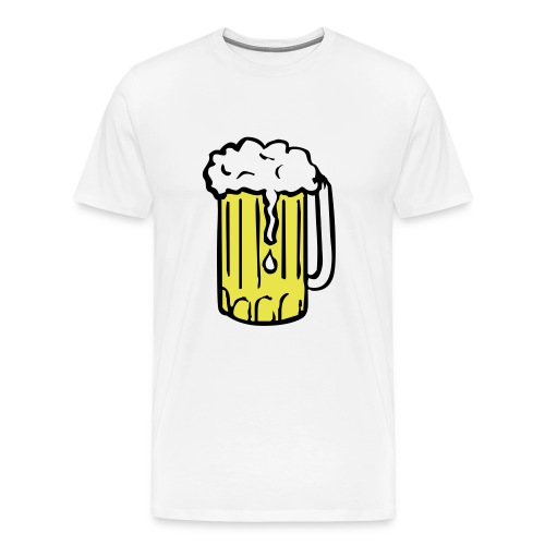 beer1 - Men's Premium T-Shirt