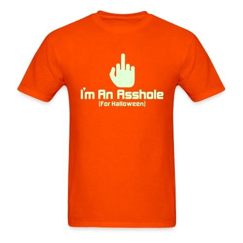 Im An Asshole For Halloween  - Men's T-Shirt