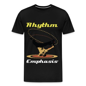 PAKMAN Black Tee - Men's Premium T-Shirt