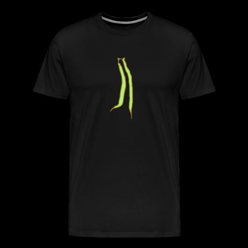 Green Bean Gold T-Shirt - Men's Premium T-Shirt