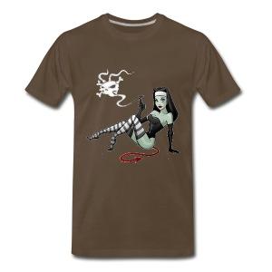 Hot nun - Men's Premium T-Shirt