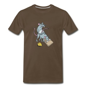 get some - Men's Premium T-Shirt