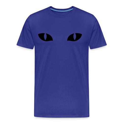 i see u shirt - Men's Premium T-Shirt