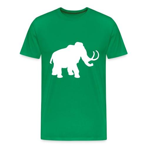 Mammoth - Men's Premium T-Shirt