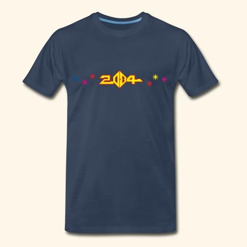Robo-Collection: 2084 - Men's Premium T-Shirt