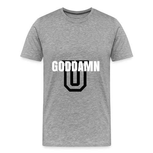 A new school - Men's Premium T-Shirt