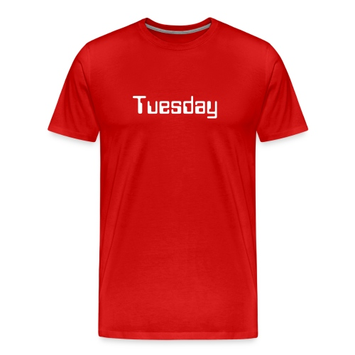 Tuesday - Men's Premium T-Shirt