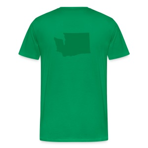 Washington Does Work - Men's Premium T-Shirt