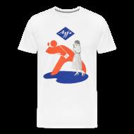 T-Shirts ~ Men's Premium T-Shirt ~ Agfa shadow (men)