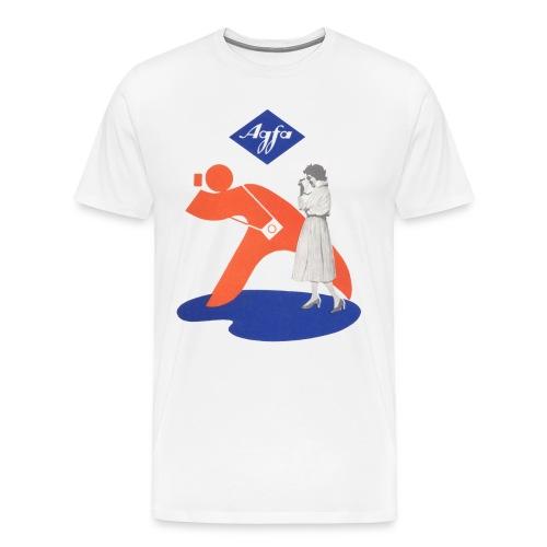 Agfa shadow (men) - Men's Premium T-Shirt