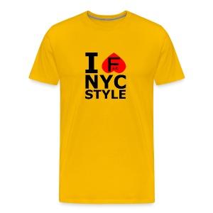 I Fart NYC Style - Men's Premium T-Shirt