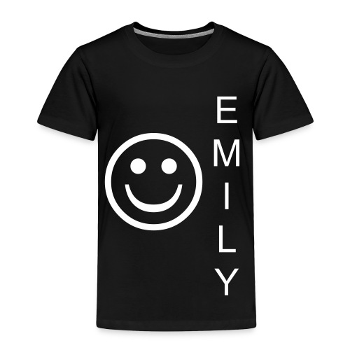 Kids smiley tee - Toddler Premium T-Shirt