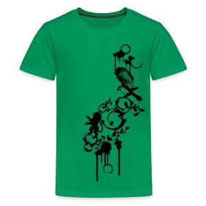 Kids Designer T-shirt - Kids' Premium T-Shirt