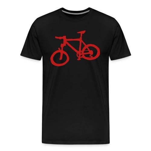 Simple bike - Men's Premium T-Shirt