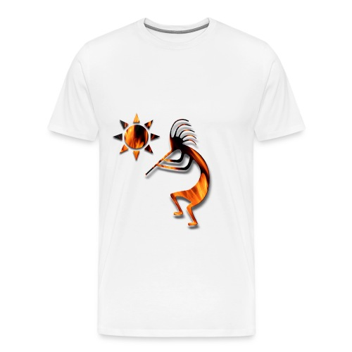 One Kokopelli #1 - Men's Premium T-Shirt