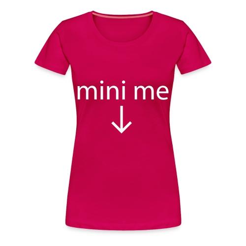 Pink Mini Me Plus Size T-Shirt - Women's Premium T-Shirt