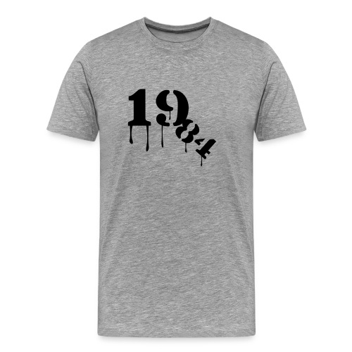 Year 1984 Tee - Men's Premium T-Shirt
