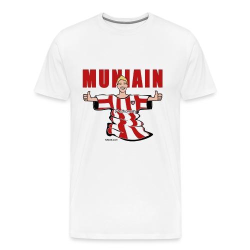 Muniain - Men's Premium T-Shirt