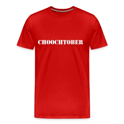 Choochtober - Men's Premium T-Shirt
