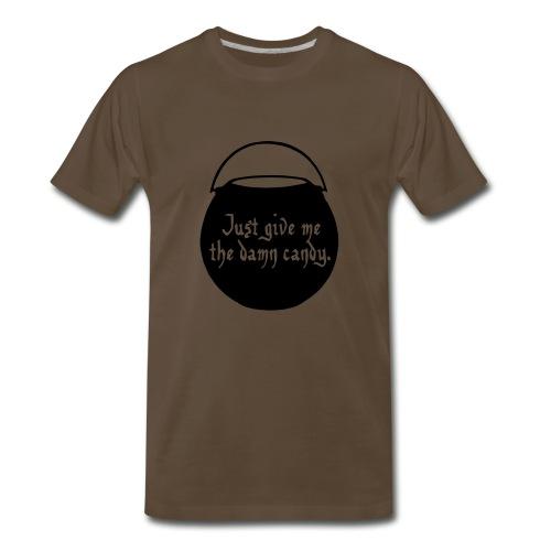 Damn Candy - Men's Premium T-Shirt