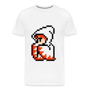 White Mage - Men's Premium T-Shirt